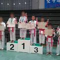 髙林大和選手糸東会全国大会組手3位おめでとう