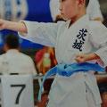花塚匠選手(57回糸東会全国大会)