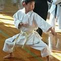 黄色帯審査会(H30.4 益子)小3