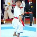 平安二段(野上選手)H30全少県予選