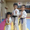 花塚3兄弟