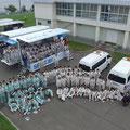 H30.7.6 帯広工業高校における日本SPR工法協会北海道支部による説明会に協力しました