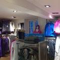 2014 // Visual merchandising COLUMBIA store_Chamonix Mt Blanc