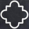 SOUTHERN TILES_CAROCIM Zementfliese, Agrigento NV01, 20x20 cm