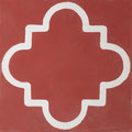 SOUTHERN TILES_CAROCIM Zementfliese, Paola Navone_Agrigento NV41, 20x20 cm