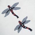 SOUTHERN TILES_CAROCIM Zementfliese, Libélulles M1201, 20x20 cm