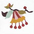SOUTHERN TILES_CAROCIM Zementfliese_Tree of Life_Clochettes VH209, 20x20 cm