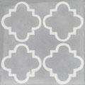 SOUTHERN TILES_CAROCIM Zementfliese, Paola Navone_Taormina NV16 , 20x20 cm