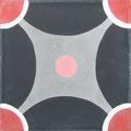 SOUTHERN TILES_CAROCIM Zementfliese, Petit Pan_Galaxie PAN21, 20x20 cm