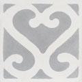 SOUTHERN TILES_CAROCIM Zementfliese, Paola Navone_Catania NV15, 20x20 cm