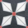 SOUTHERN TILES_CAROCIM Zementfliese, Petit Pan_Helium PAN02, 20x20 cm