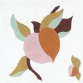 SOUTHERN TILES_CAROCIM Zementfliese_Tree of Life_Pêche VH211, 20x20 cm