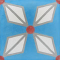SOUTHERN TILES_CAROCIM Zementfliese, Petit Pan_Helium PAN01, 20x20 cm