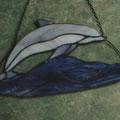 Delfin  - auch als Fächerlampe möglich