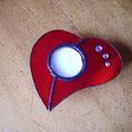 Teelicht Herz, € 9,00