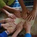 ferme pédagogique les patures orvaux faire du pain ensemble