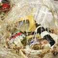 cesta natalizia con tortellini