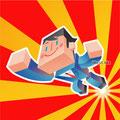 Illustration Adobe Illustrator(アドビイラストレーター) キャラクター character ビジネスマン Businessman