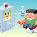 Illustration Adobe Illustrator(アドビイラストレーター) キャラクター character