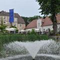 Wasserschloss Mellenthin - der beste Kaffe der Welt - sagt Achim...