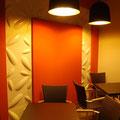 montar un negocio Detalle de decoración interior