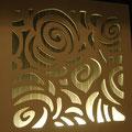 montar un negocio Detalle luminarias de pared de fabricación propia