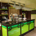 montar un negocio Cafetería/ CAFÉ VERDE