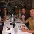Feines Znacht zum Abschied in Ajaccio
