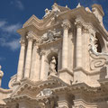 magnificent cathedral of Siracusa
