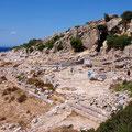 Visit to Knidos ruins