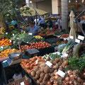 Funchal produce market