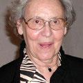 Liselotte Schmidinger († am 08.07.2011) - Gründungspräsidentin
