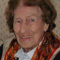 Sieglinde Höllhuber († am 29.08.2007) - Gründungsmitglied