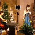 クリスマスレストラン演奏