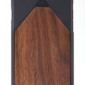 WOOD7 iPhone 7 wooden case walnut wood front