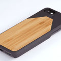 WOOD7 iPhone 7 wooden case bamboo top