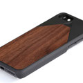 WOOD7 iPhone 7 wooden case walnut wood top