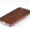 iphone 6 6s case walnut wood and kevlar right