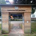Das letzte Portal der Etappe: das Kinzigtaltor...