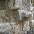Burgmauer - Ausschnitt (Kaiserswerth)