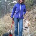 meine Hunde und ich 02.2011