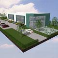 Umbau ehemaliges Autohaus zu einem Wellnesstudio mit Gastro in Neuhausen