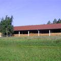 Neubau eines Naturstalls in Neuhausen