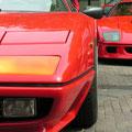 Ferrari 512 BB + F40