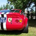 365 GTB4 Daytona Competizione
