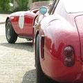 Ferrari 250 GT SWB + 250 Monza Pininfarina Spyder