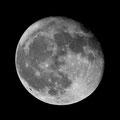 201203-Mond mit Nikon 500mm Spiegeltele