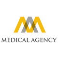 【MEDICAL AGENCY】社名ロゴ