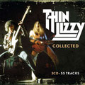 Thin Lizzy - Collected 3 CDs - Exklusiver p.p.studio Eigenimport - 32 bit-Mastering Technik - Unser Preis 19,95 EUR
