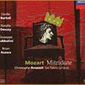 MOZART: MITRIDATE 3 CDs 460 772-2